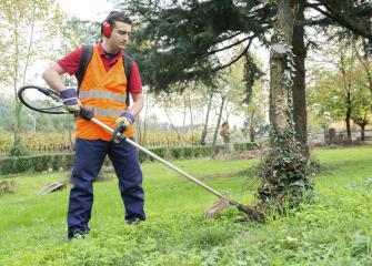grounds maintenance workers image
