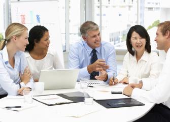 management analysts image