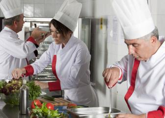 chefs and head cooks image