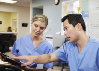 medical assistants image