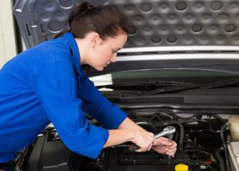 automotive service technicians and mechanics image