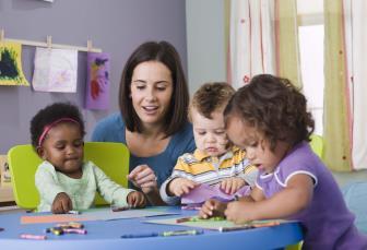 preschool and childcare center directors image