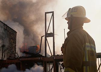 fire inspectors and investigators image